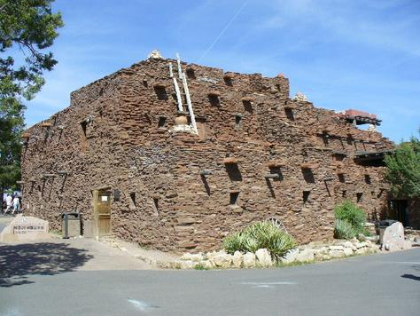 Hopi House - Grand Canyon Village